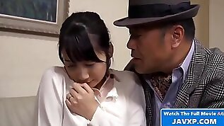 Lustful Japanese babe sizzling porn music video