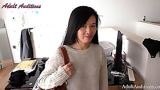 AdultAudition Chinese Lilly My First Audition Hard Fuck