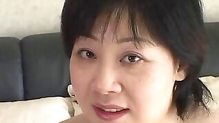 old Chunky Breasty Japanese Mama Wants Cum Uncensored