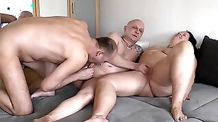 Bisexual Date Blowjob and Fingers