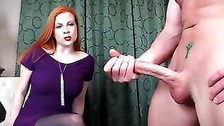Hot mom finds son with erection and lets fuck her