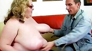 BBW Real Estate Agent Fucked on Cam
