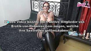 German redhead tattoo hooker hardcore threesome amateur