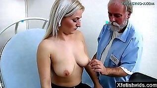 Nasty doctor exam