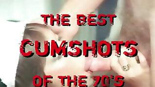 Retro cumshots