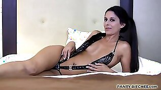 Panty Fetish And JOI Femdom Porn