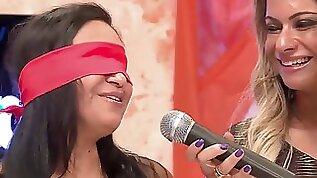 Big Ass Brazilian Milf Alessandra Shows Blonde Milf Dani How To Do Sex Scenes
