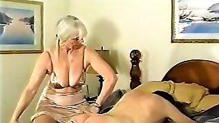 Hottest amateur Grannies Spanking sex scene