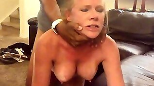 Freckled Busty Wife Had Amazing Night With Stranger Big dick