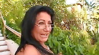 Horny Big Butt Brazilian Mothers