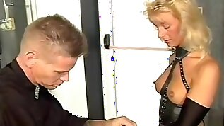 Crazy amateur Mature Blonde