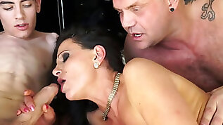 Extreme MILFs Compilation with Anal Double Penetration Actions