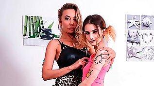 Venera Maxima and Adelle Unicorn Family Share Everything