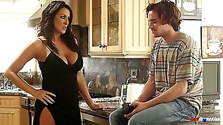 Unforgettable dirty with jaw dropping busty bitch Reagan Foxx