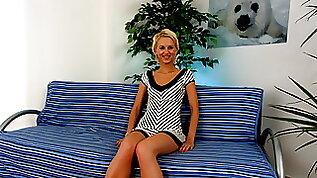 Deutsches sex casting mit milf margareta teil