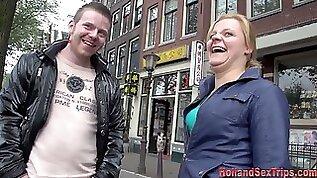 Dutch pro gets fingered