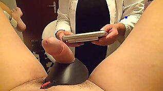 Fisting zuchetti electro torture cbt nurse doctor
