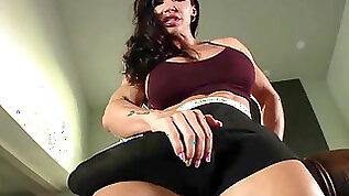 Brandi Mae humungous super sexy Muscle body