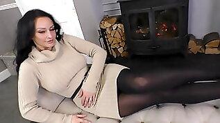 Pantyhose Cassie