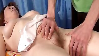 An erotic massage gives way for a hardcore fucking in a close up shoot